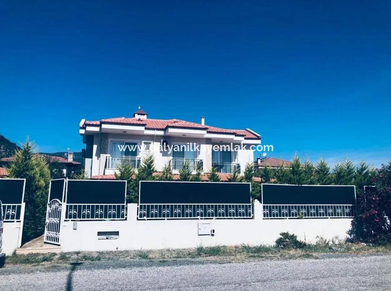 Dalyan Villa Zur Miete In Zahra
