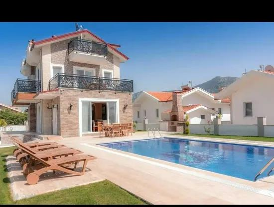 The Centre Of Dalyan, Villa For Rent In Lime