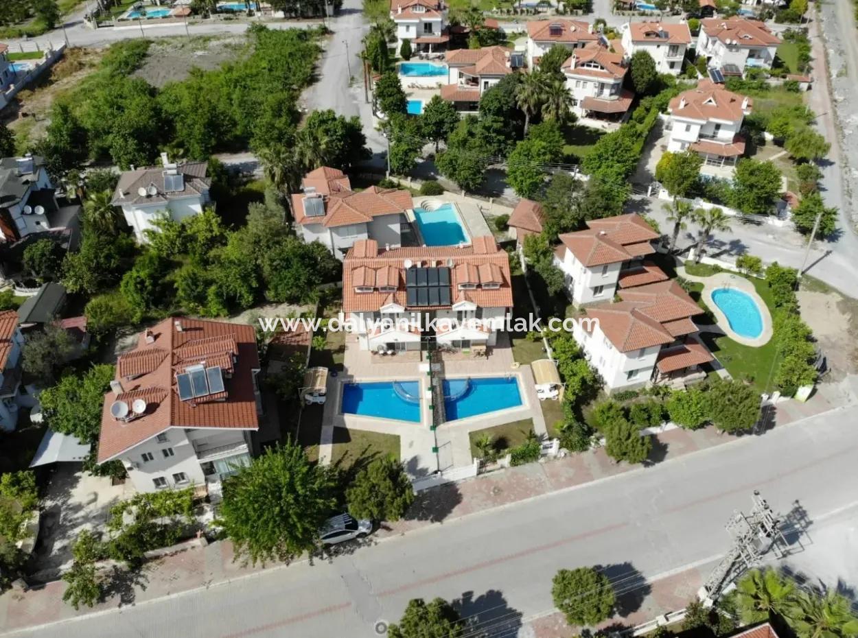 Dalyan Gülpınar Sokakta Kiralık Villa Savran