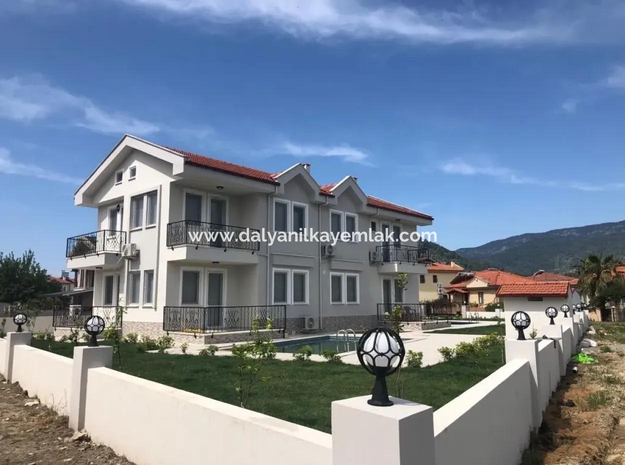 Dalyanda Müstakil Bahçeli Kiralık Lüx Villa Mina